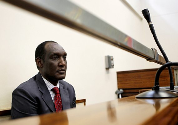 Gen Kayumba Nyamwasa negotiating return to Rwanda