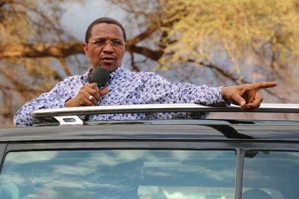 Jakaya Kikwete is the businessman-president of Tanzania