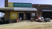 Hardware Warehouse is among the brands Steinhoff owns in South Africa